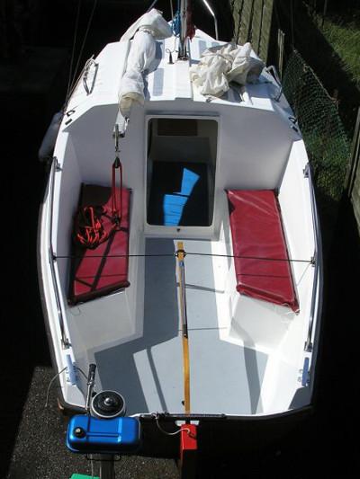 Pedro and Señorita - SeaHawk Sister Ships